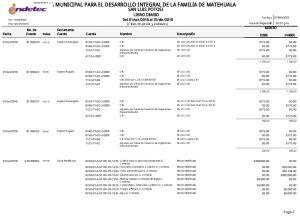 A.2.13 Registro Historico De Sus Operaciones En El Libro Diario