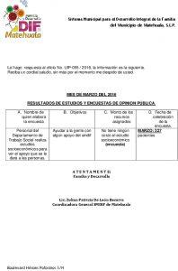 6 Estudios Y Encuestas - Mar 2016